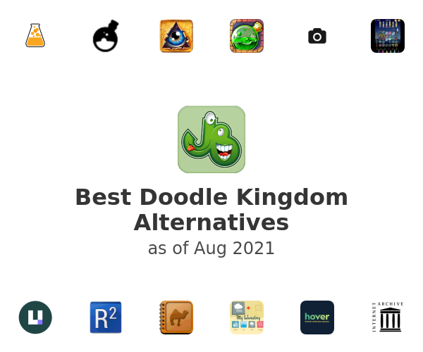 Best Doodle Kingdom Alternatives
