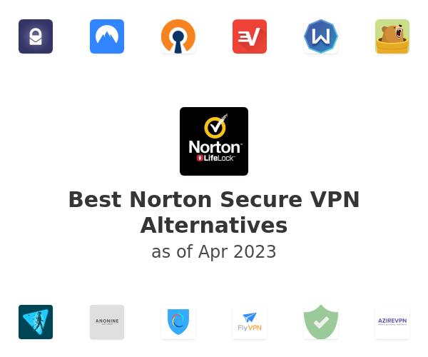 Best Norton Secure VPN Alternatives