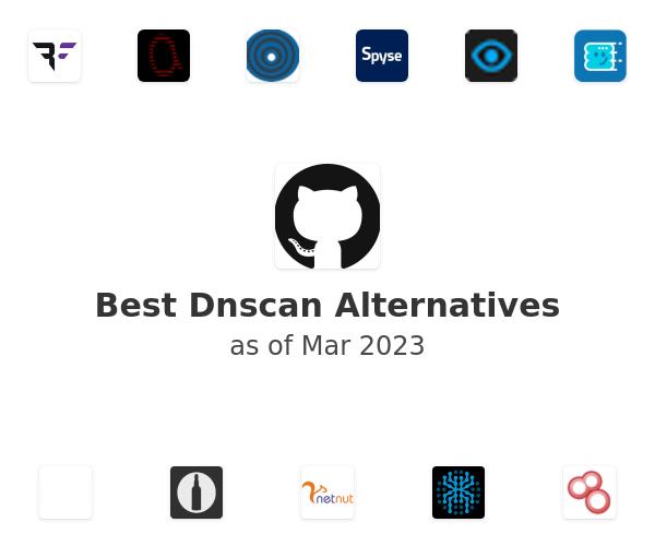 Best Dnscan Alternatives