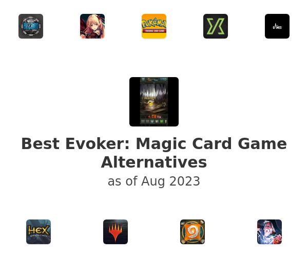 Best Evoker: Magic Card Game Alternatives