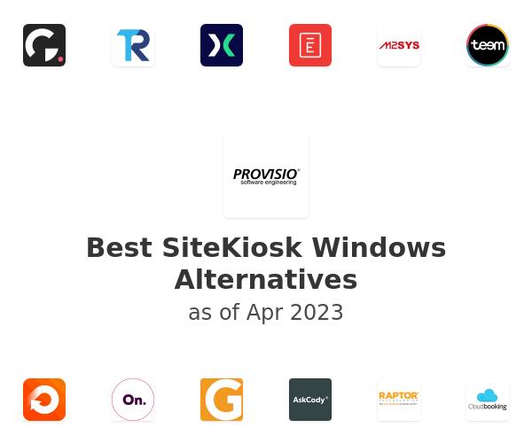Best SiteKiosk Windows Alternatives