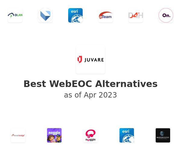 Best WebEOC Alternatives