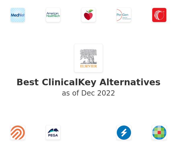 Best ClinicalKey Alternatives