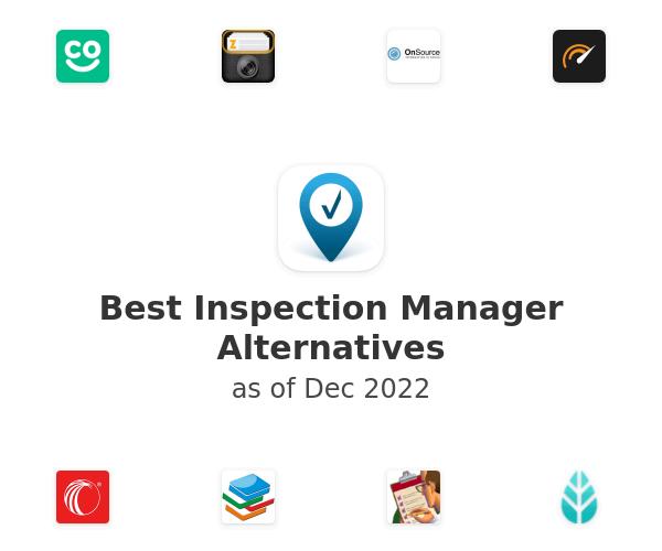 Best Inspection Manager Alternatives