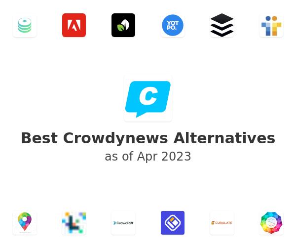 Best Crowdynews Alternatives