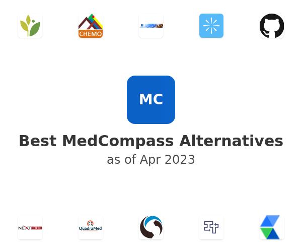 Best MedCompass Alternatives