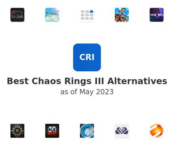 Best Chaos Rings III Alternatives