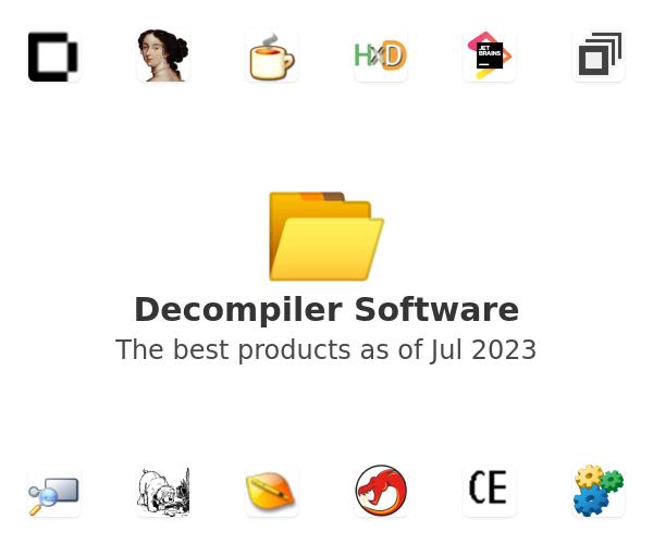 Decompiler Software