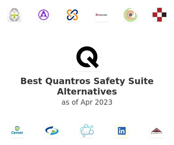 Best Quantros Safety Suite Alternatives