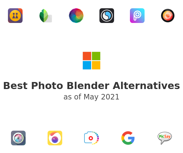 Best Photo Blender Alternatives