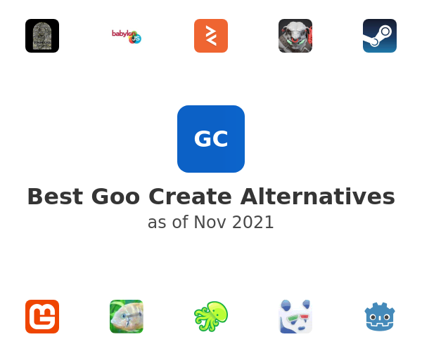 Best Goo Create Alternatives