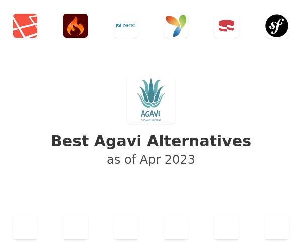 Best Agavi Alternatives