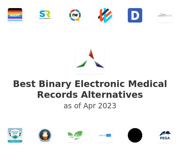 Best Binary Electronic Medical Records Alternatives