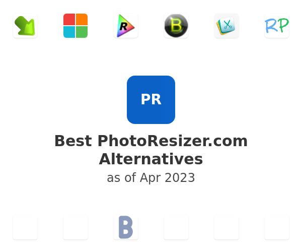 Best PhotoResizer.com Alternatives