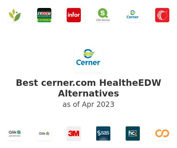 Best HealtheEDW Alternatives