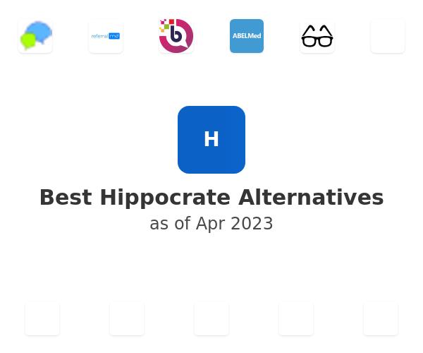 Best Hippocrate Alternatives