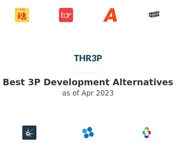 Best 3P Development Alternatives