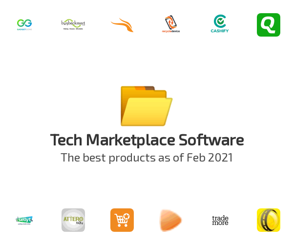 Tech Marketplace Software