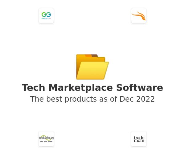 Tech Marketplace Software