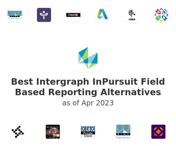 Best Intergraph InPursuit Field Based Reporting Alternatives