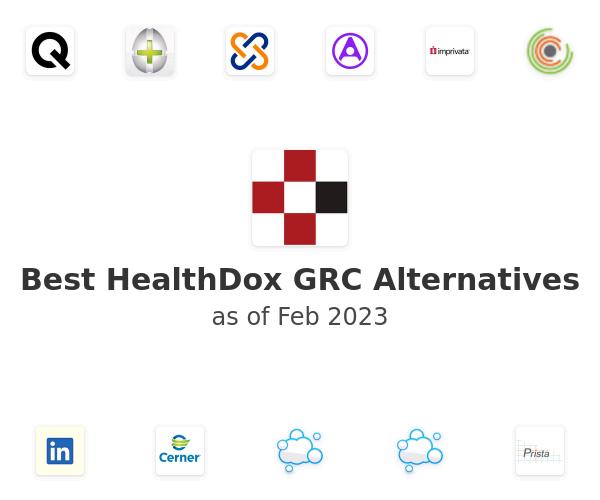 Best HealthDox GRC Alternatives