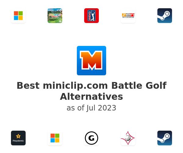 Best Battle Golf Alternatives