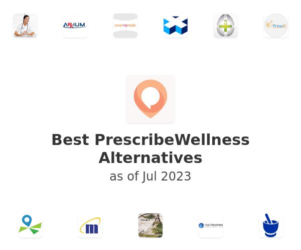 Best PrescribeWellness Alternatives