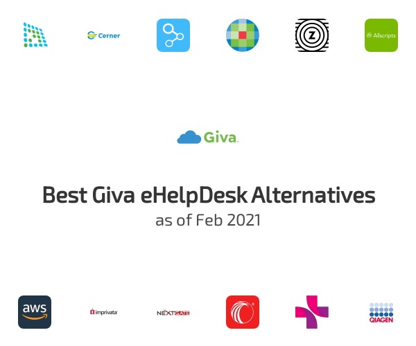 Best Giva eHelpDesk Alternatives