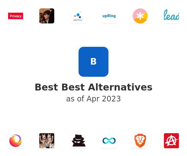 Best Best Alternatives