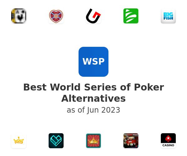 Best World Series of Poker Alternatives