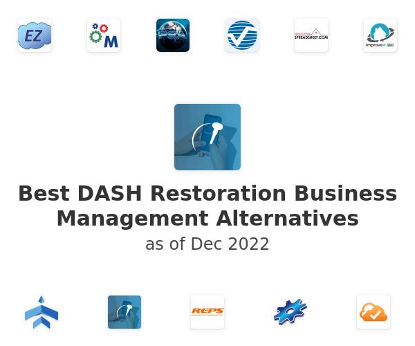 Best DASH Restoration Business Management Alternatives