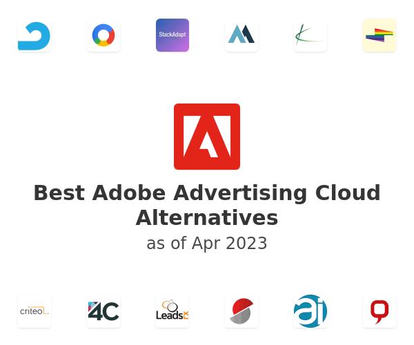 Best Adobe Advertising Cloud Alternatives