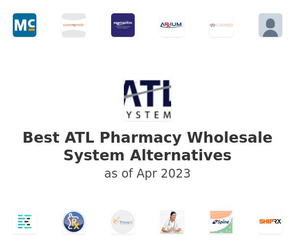 Best ATL Pharmacy Wholesale System Alternatives
