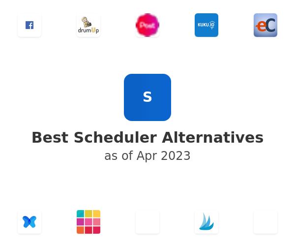 Best Scheduler Alternatives