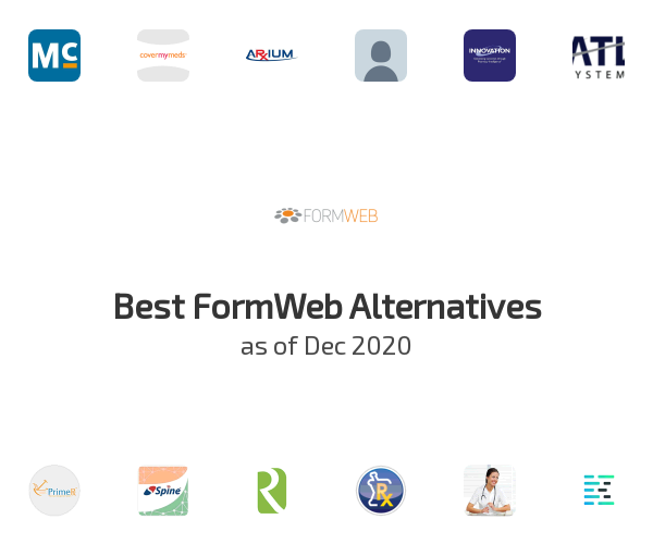 Best FormWeb Alternatives