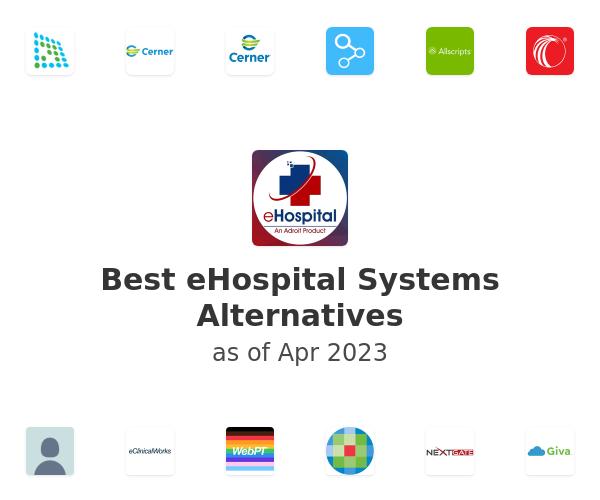 Best eHospital Systems Alternatives
