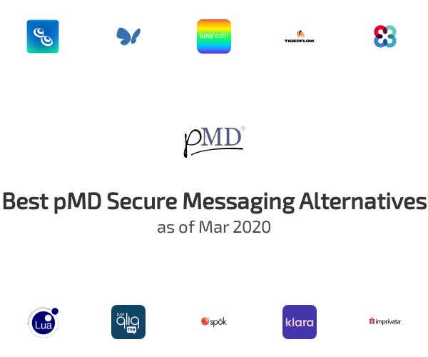 Best pMD Secure Messaging Alternatives