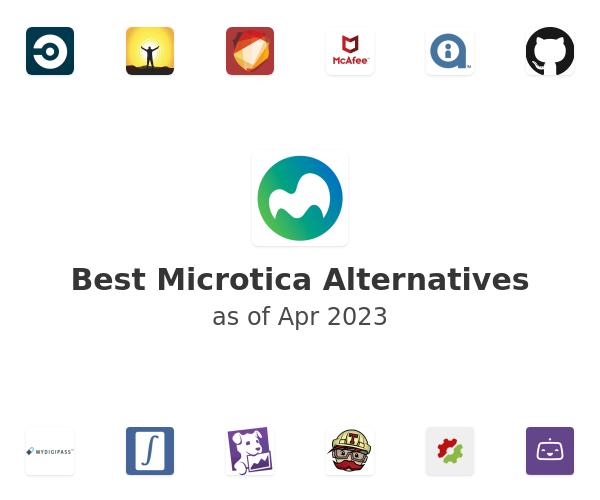 Best Microtica Alternatives