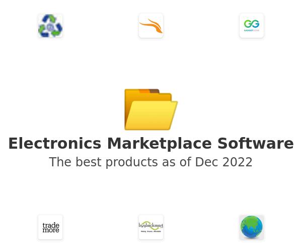 Electronics Marketplace Software