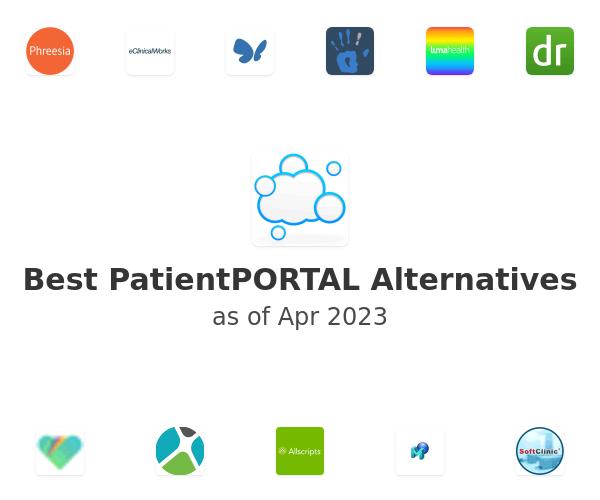 Best PatientPORTAL Alternatives