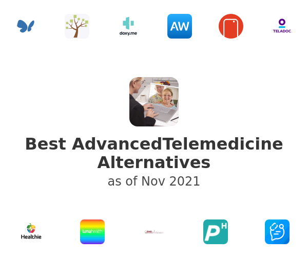 Best AdvancedTelemedicine Alternatives