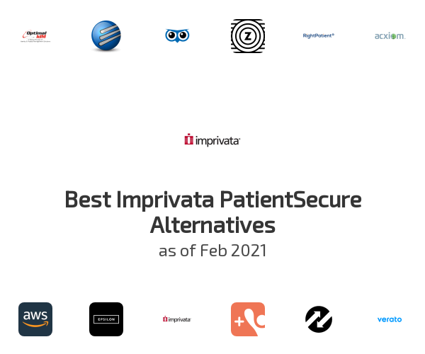 Best Imprivata PatientSecure Alternatives