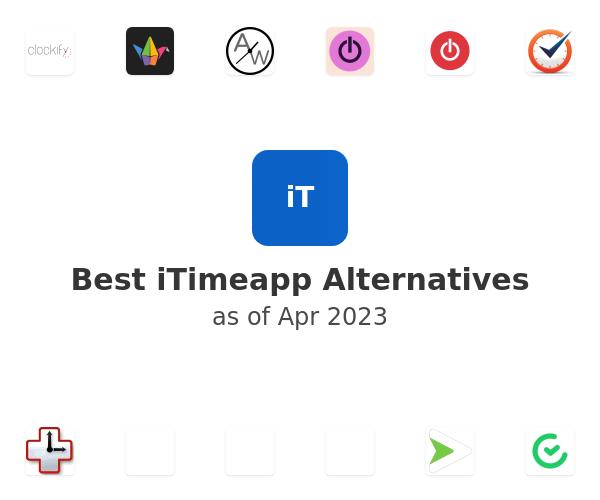 Best iTimeapp Alternatives