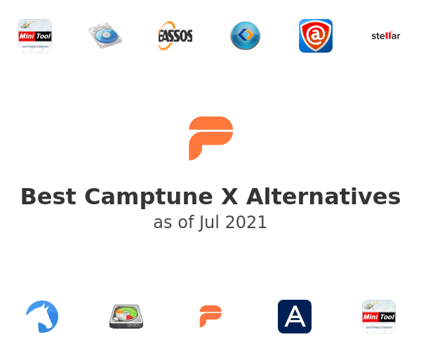 Best Camptune X Alternatives