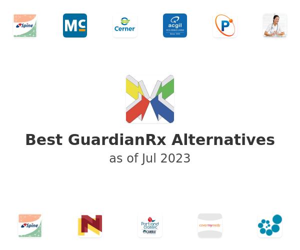 Best GuardianRx Alternatives