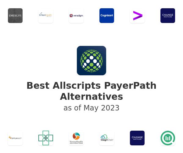 Best Allscripts PayerPath Alternatives