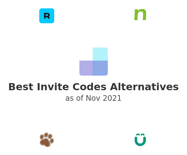 Best Invite Codes Alternatives