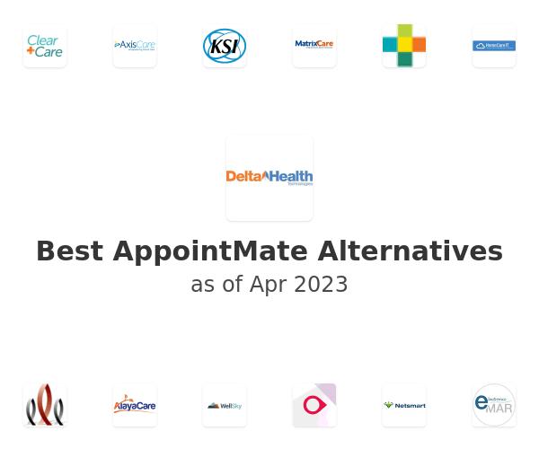 Best AppointMate Alternatives