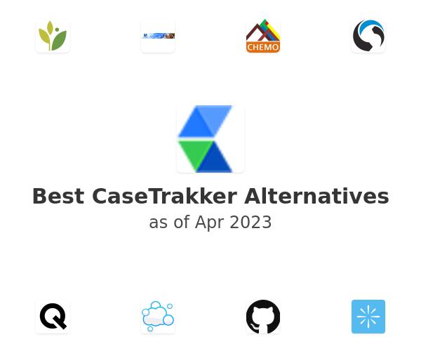 Best CaseTrakker Alternatives
