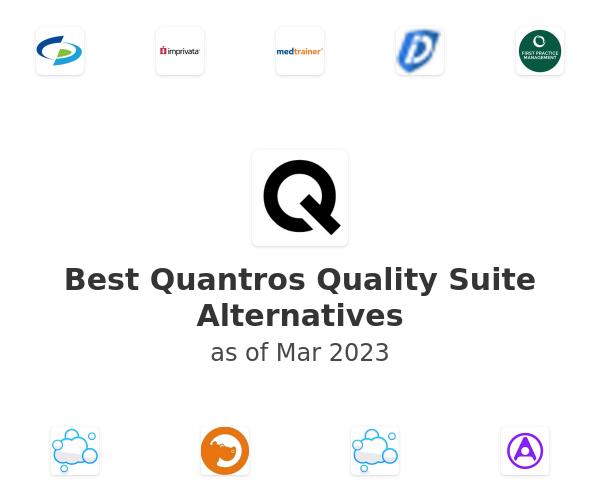 Best Quantros Quality Suite Alternatives